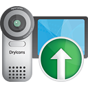 Video Camera Up - icon gratuit #190543