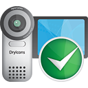 Video Camera Accept - icon #190563 gratis