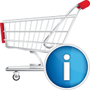 Shopping Cart-Info - Kostenloses icon #190673