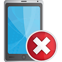 Smart Phone Delete - Kostenloses icon #190693