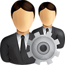 Business Users Process - Kostenloses icon #190853