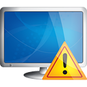 Computer Warning - icon gratuit #190873