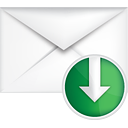 Mail Down - icon #191073 gratis