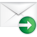 Mail Next - icon gratuit #191083