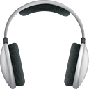 Headphones - icon gratuit #191303