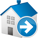 Home Next - icon gratuit #192103