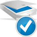 Scanner Accept - Free icon #192223
