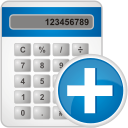 Calculator Add - Free icon #192253
