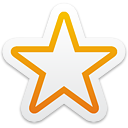 Star Empty - icon #192803 gratis