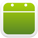 Empty Calendar - icon #192823 gratis
