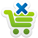Remove From Shopping Cart - Kostenloses icon #192893