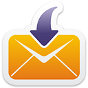 Mail Receive - icon gratuit #192933