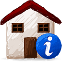Home Info - icon #193163 gratis