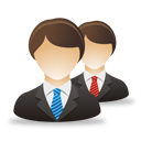 Business Users - icon gratuit #193213