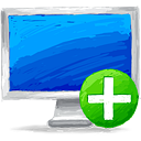 Computer Add - icon #193403 gratis