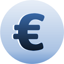 Euro Currency Sign - icon gratuit #193713