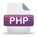 Php File - Free icon #193833