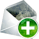 Mail Add - icon #194063 gratis