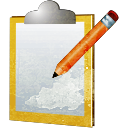 Note Edit - icon #194083 gratis