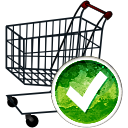Shopping Cart Accept - icon #194163 gratis