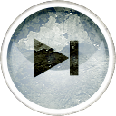 Skip Forward - icon #194173 gratis
