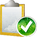 Note Accept - icon #194233 gratis