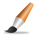 Paint Brush - Kostenloses icon #194243