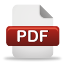 Pdf File - icon #194313 gratis