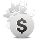 Dollar Currency Sign - icon gratuit #194533