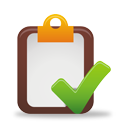 Note Accept - icon #194603 gratis