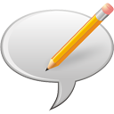 Comment Edit - Free icon #195253