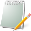 Notebook Edit - icon gratuit #195533