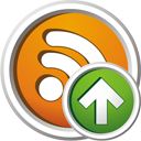 Rss Up - Free icon #195643