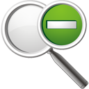 Search Remove - icon gratuit #195663