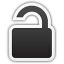 Unlock - icon gratuit #195813