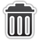 Trash - icon gratuit #195823