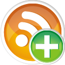 Rss Add - icon gratuit #196133