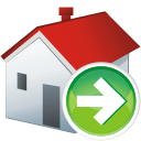 Home Next - icon gratuit #196263