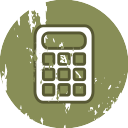 calculatrice - icon gratuit #196473