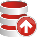 Database Up - icon gratuit #196593