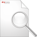 Page Search - icon gratuit #196633