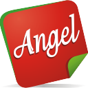 Angel Note - icon gratuit #197073
