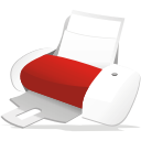 Wireless Printer - icon gratuit #197153