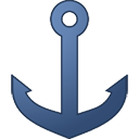 Anchor - icon gratuit #197233