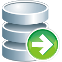 Database Next - icon gratuit #197553