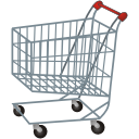 Shopping Cart - Kostenloses icon #197663