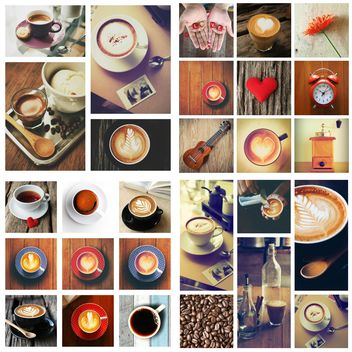 Coffee collection set - image gratuit #197933