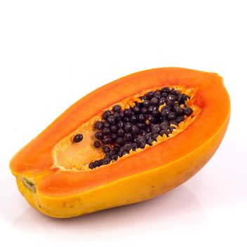 Papaya fruit - image #197993 gratis