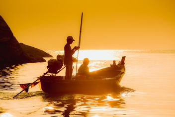 small fishing boat - image gratuit #198243