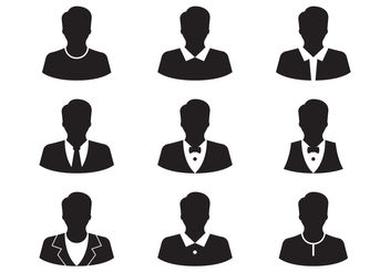 Mens Profession - Free vector #199203